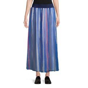 NWT Context Maxi Skirt